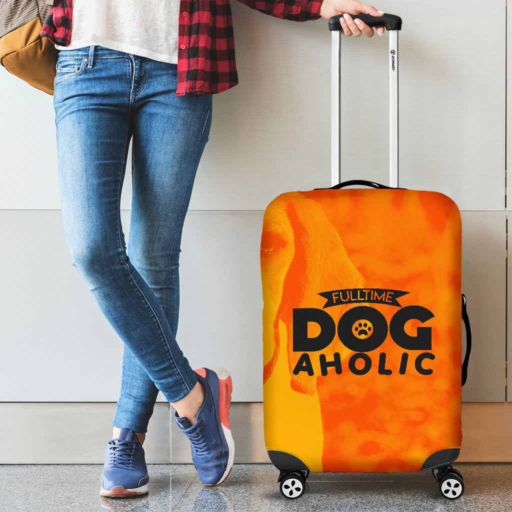 Beagle Dogaholic Luggage Cover
