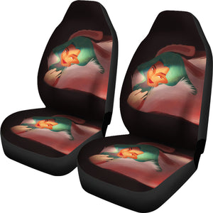 Shine-Bunny-01 Car Seat Covers