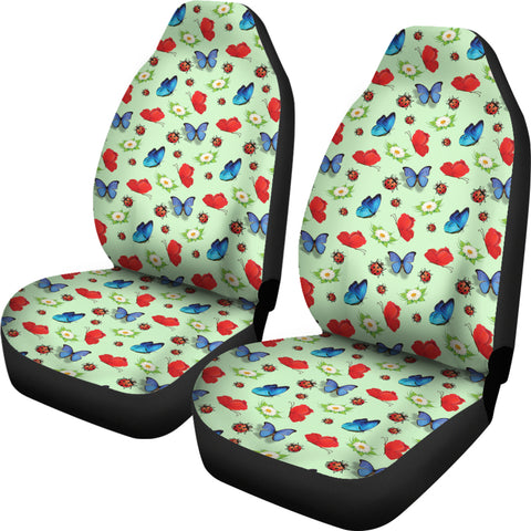 Image of Butterfly Garden Car Seat Covers