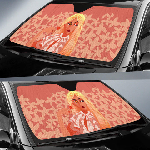 Image of Sweet-Blonde-01 Auto Sun Shades