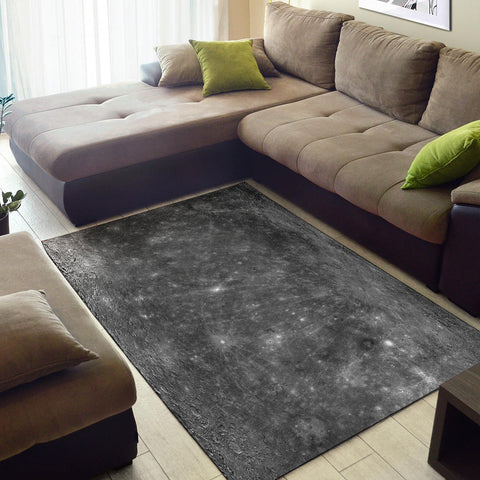 Mercury Surface Rug