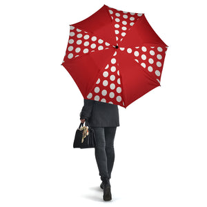 Polka-Dots-Design Umbrella