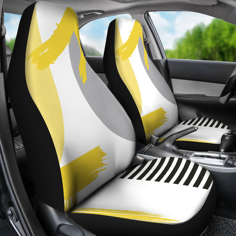 Image of Stripes-Design-03 Car Seat Covers