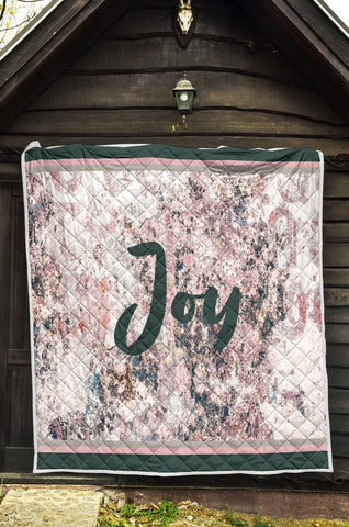 Image of Joy - Rose/Gry