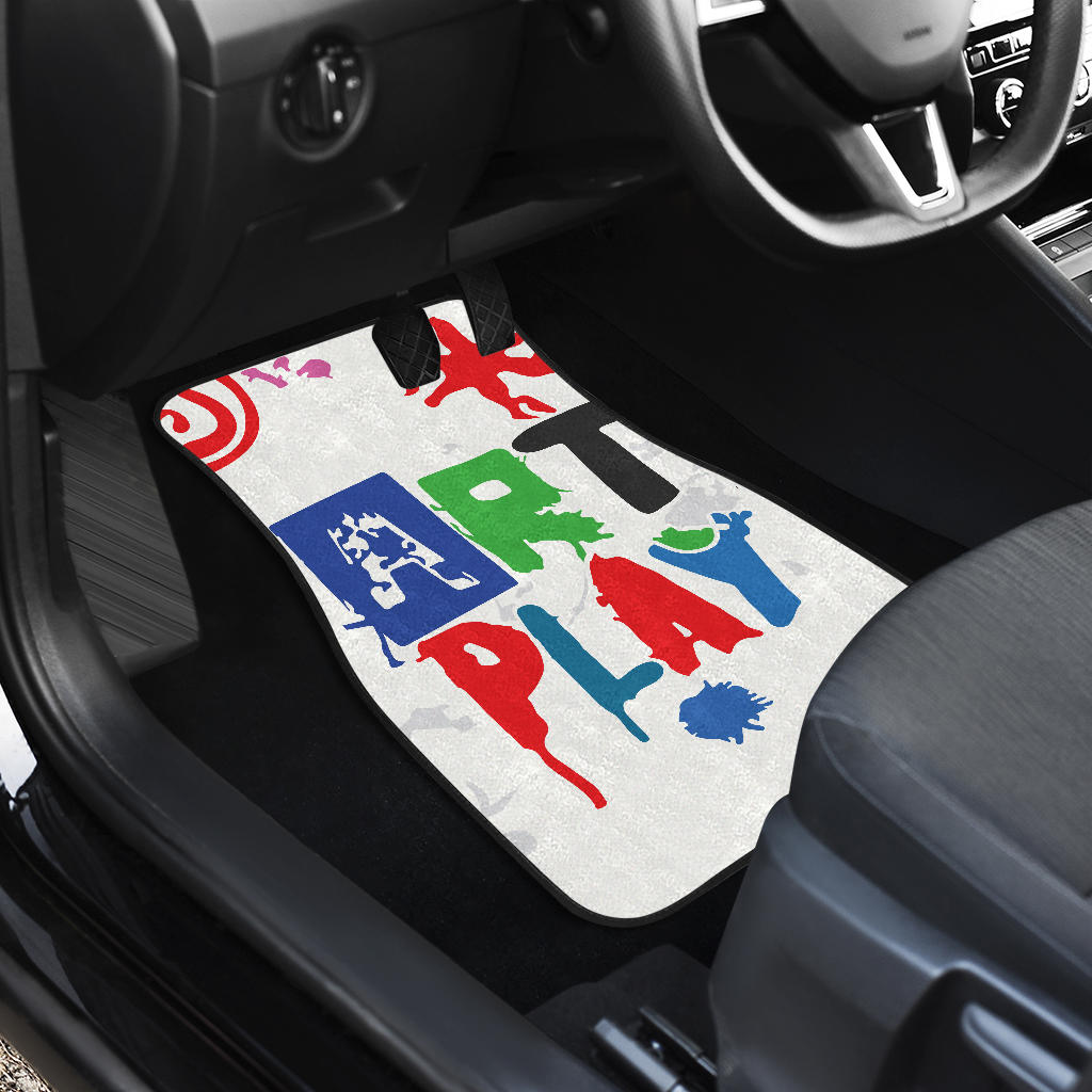Art-Play-Design Car Mats