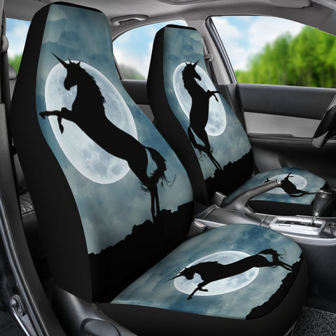 Moonlight Unicorn Car Seat Covers