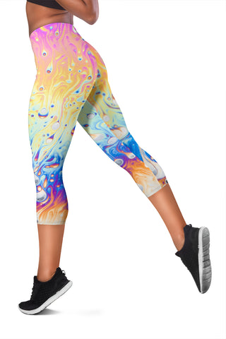 Image of Colorful Capris