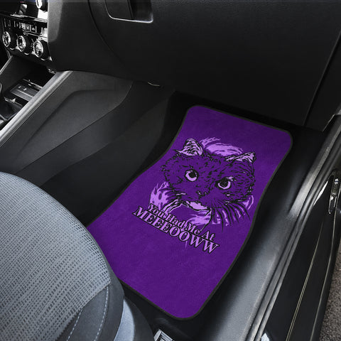 You had me Front And Back Car Mats (Set of 4)