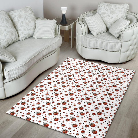 Image of Ladybird Area Rug