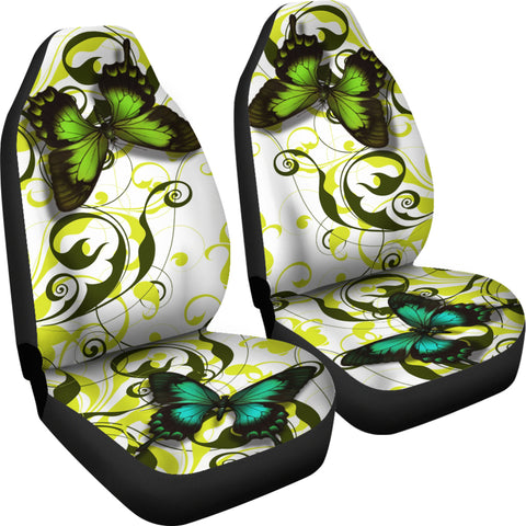 Image of Butterfly Car Seat Covers