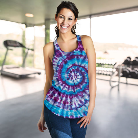 Image of Abstract Women's Tank Tops