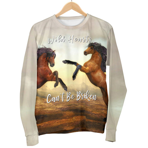 Wild Hearts Can't Be Broken Women's Sweater