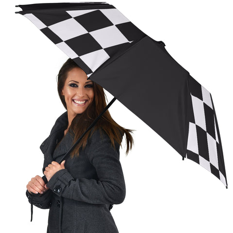 Car-Stripes-Design-02 Umbrella