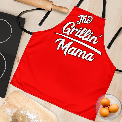 Image of Grillin' Mama Womens Apron
