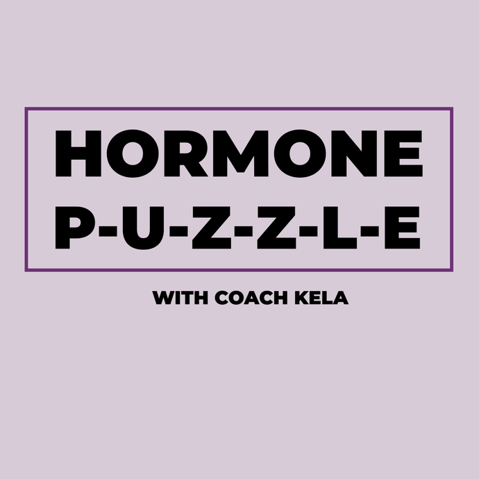 Hormone Puzzle Method for Getting Pregnant!
