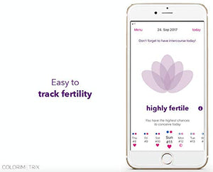Proov Enabled Pearl Fertility Kit, Personalized Fertility Tracking Includes 15 LH, 15 FSH, 4 PDG, and 2 HCG Test Strips and iOS app