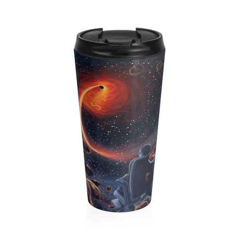 A Sky Full of Ghosts - Stainless Steel Travel Mug