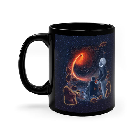 A Sky Full of Ghosts - Black Mug 11oz