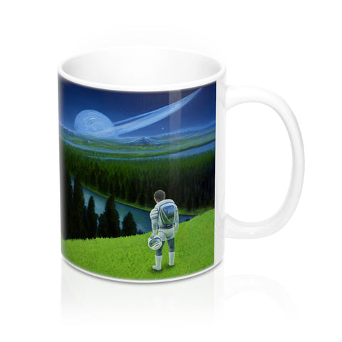 Happy Little Astronaut - Mug 11oz