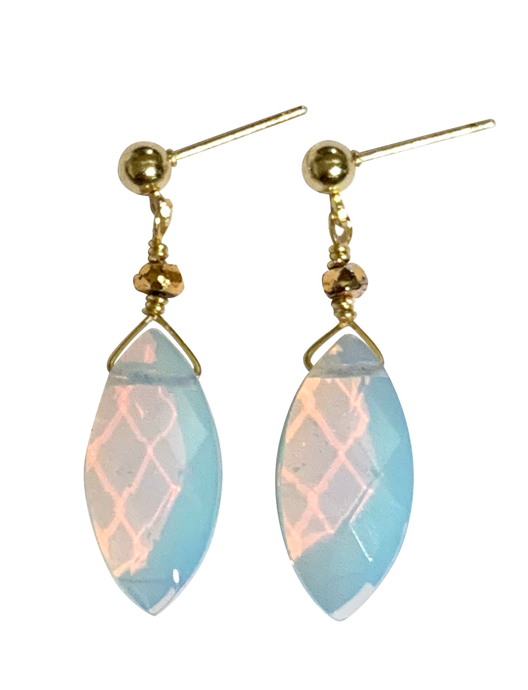Opalite Santa Monica Earrings