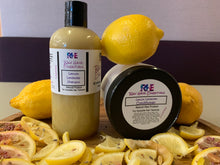 Load image into Gallery viewer, Lemon Lavender Cleansing Set