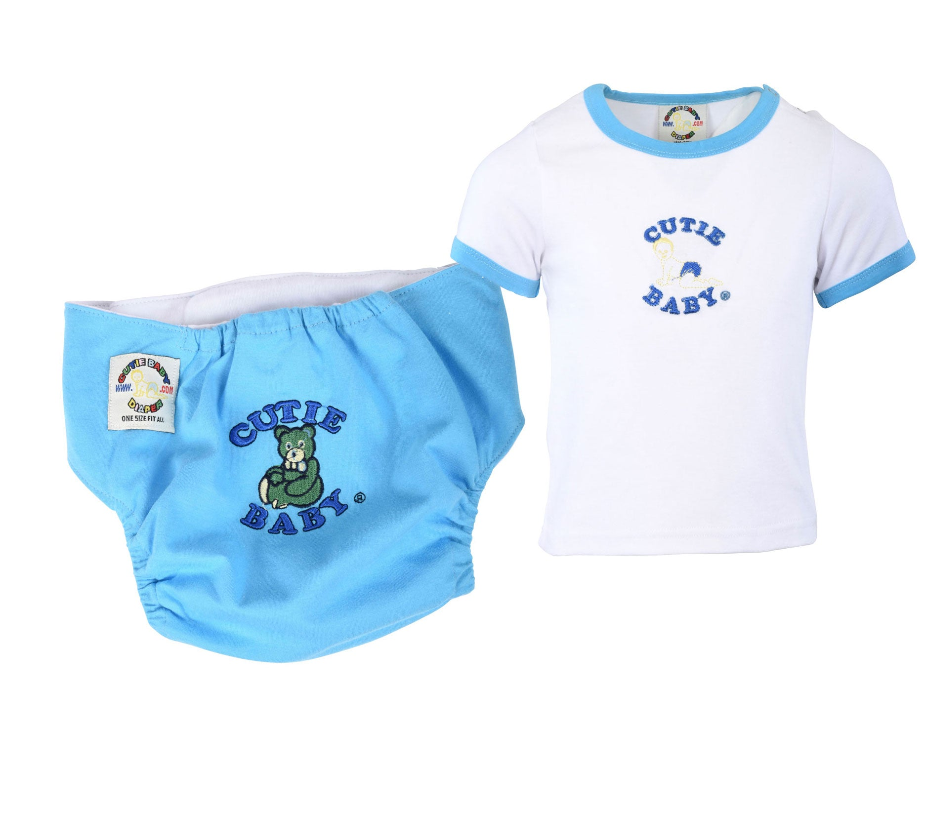 Buy 3 Diapers Get 1 Free Diaper & 1 Free Matching T-shirt