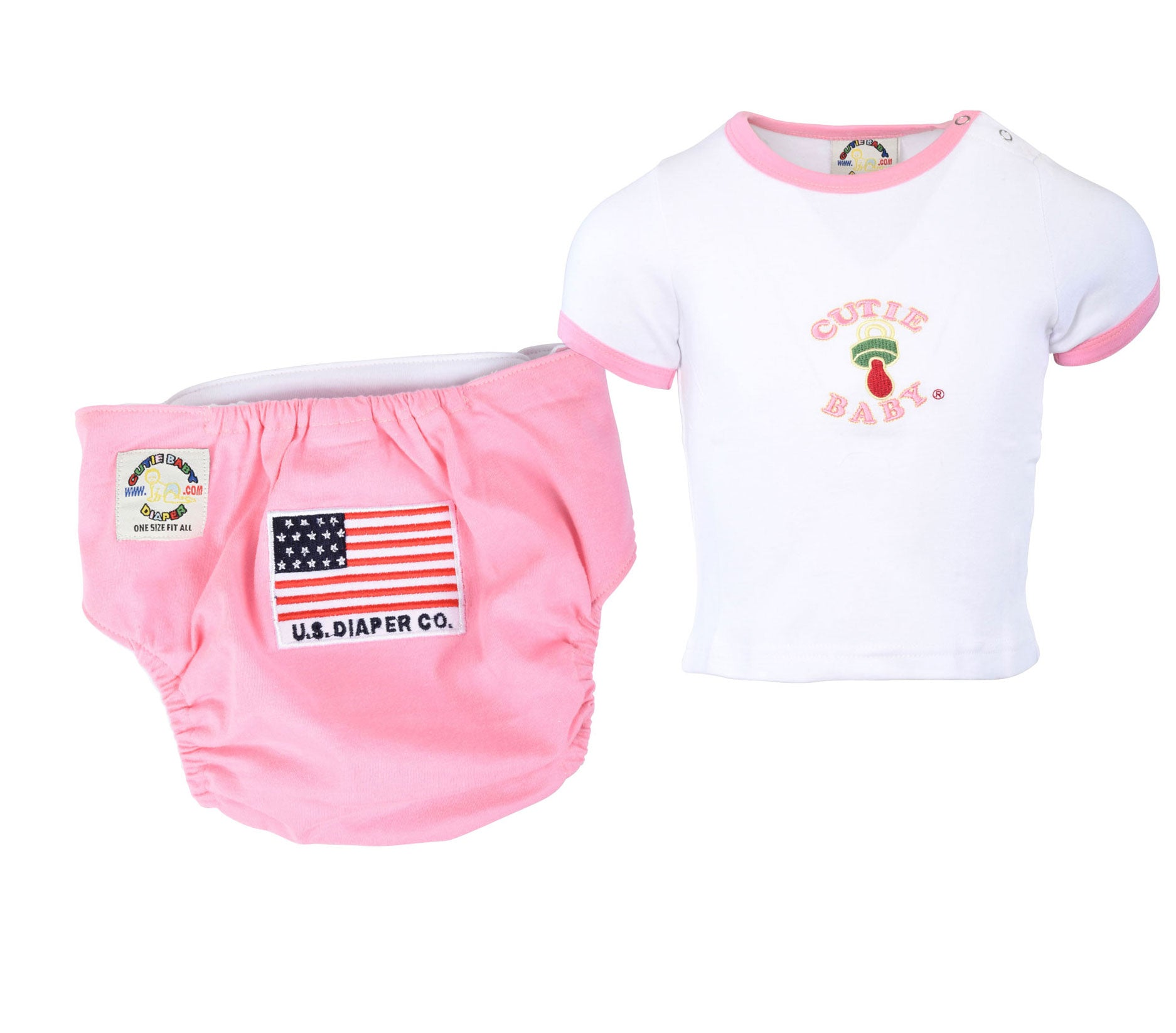 Buy 9 Diapers Get 3 Free Diaper & 1 Free Matching T-shirt
