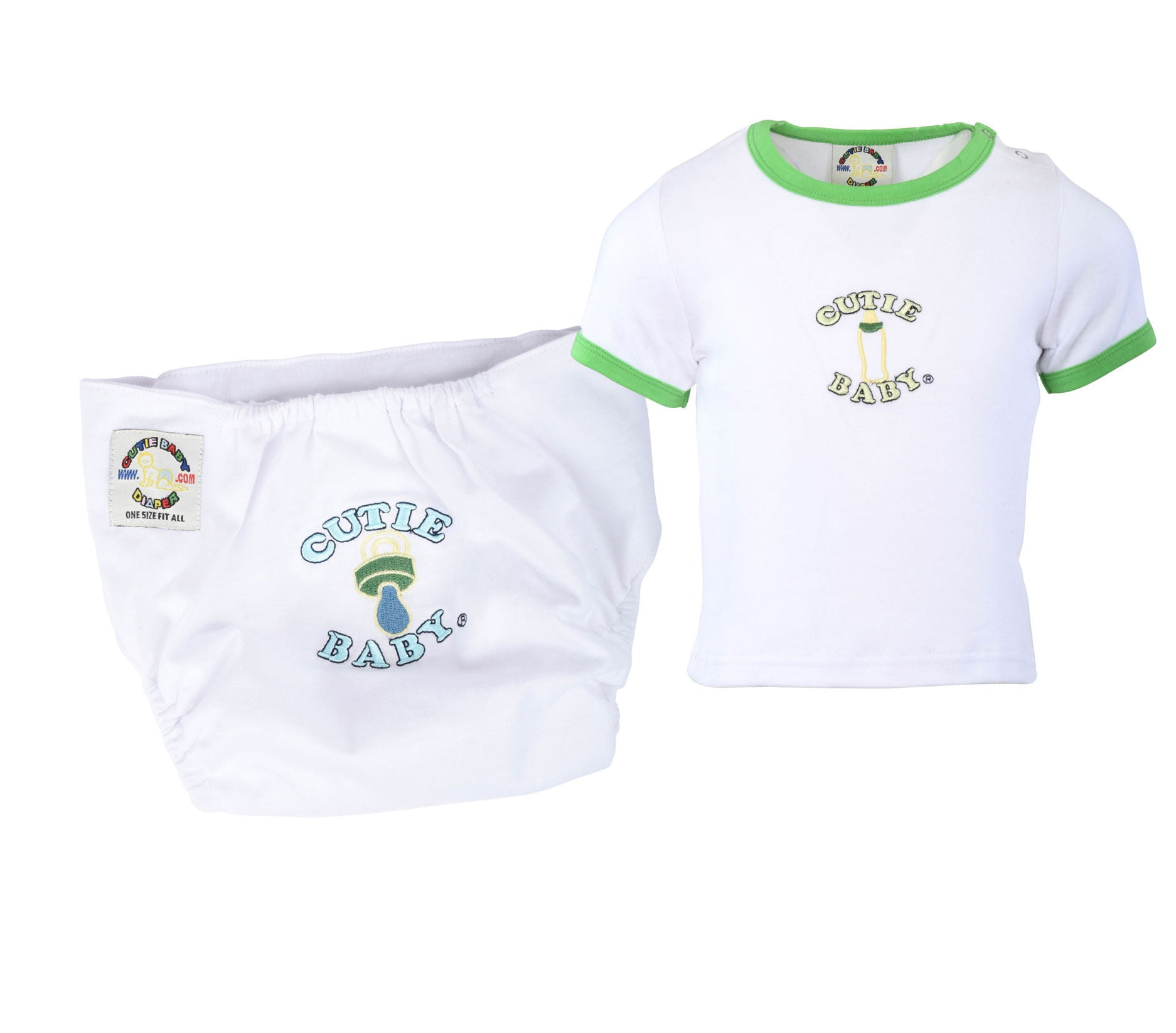 Buy 15 Diapers Get 5 Free Diaper & 3 Free Matching T-shirt
