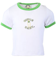 Egyptian Comb Cotton Diaper/T-shirt Combo - Green