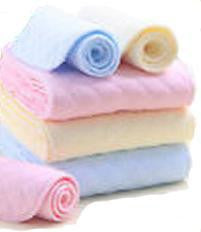 Egyptian Comb Cotton Diaper Liners - Pink