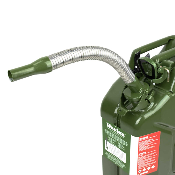 Long Nose Flexible Pouring Spout - Olive Drab