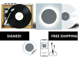 Signed Debut Album Vinyl Bundle (sold out)