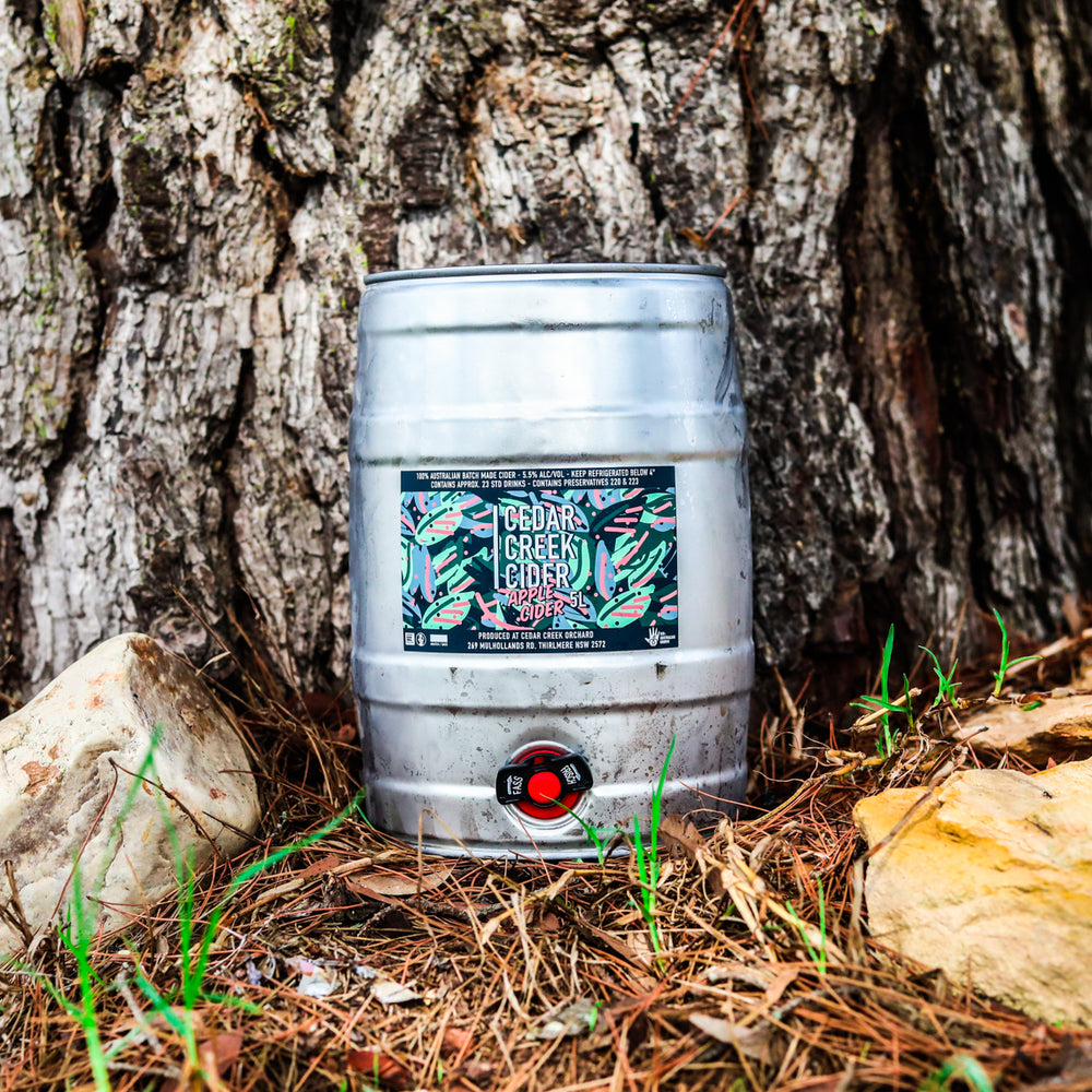 Mini Keg - 5L Apple Cider - 5.5%