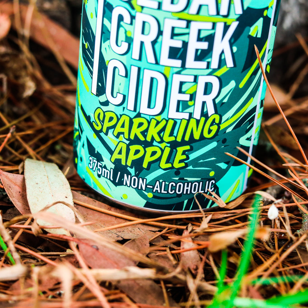 Sparkling Apple - Non Alcoholic 24 pack