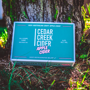 Apple Cider 5.5% - 24 pack