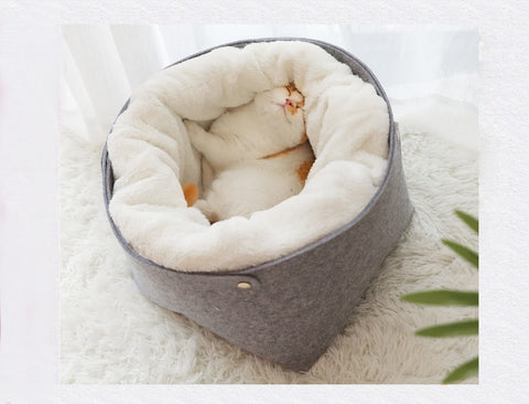 Comfortable Snuggle Bed - squishbeans