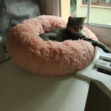 Plush Super Soft Cat Bed - squishbeans
