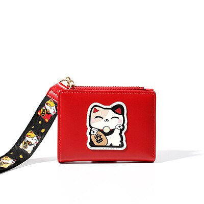 Maneki Neko Purse - squishbeans
