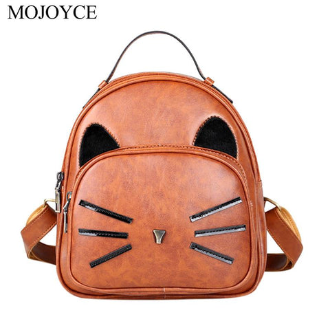 Mini Cat Whiskers Backpack - Various Colours Available