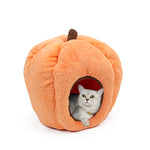 Pumpkin Cat Cave - squishbeans