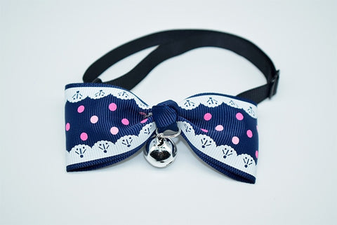 Cute Bow Tie Collar - squishbeans