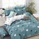Kitty Duvet Set - Single, Double, Queen, King - squishbeans