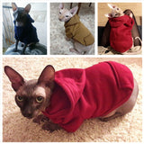 Adorable Cat Hoodies - squishbeans