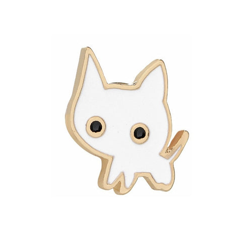 Shmik Cat Pins - squishbeans