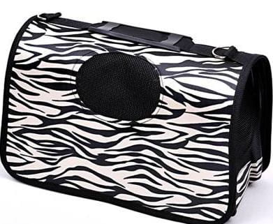 EVA Foldable Snazzy Carriers - Zebra - squishbeans
