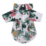 Hawaiian Kittycat Shirt - squishbeans