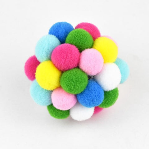 1Pc Colorful Handmade Ball - squishbeans