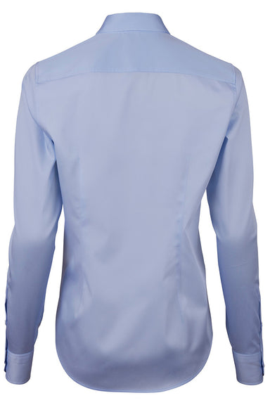 Shirt C stretch satin