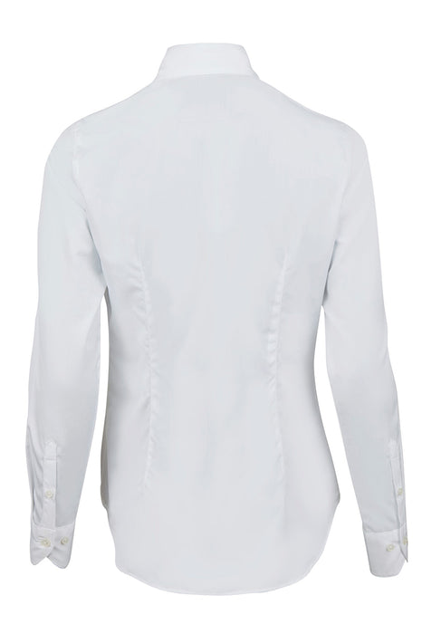 Feminine blouse, long sleeve