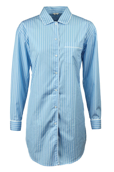 Feminine nightshirt, long sleeve